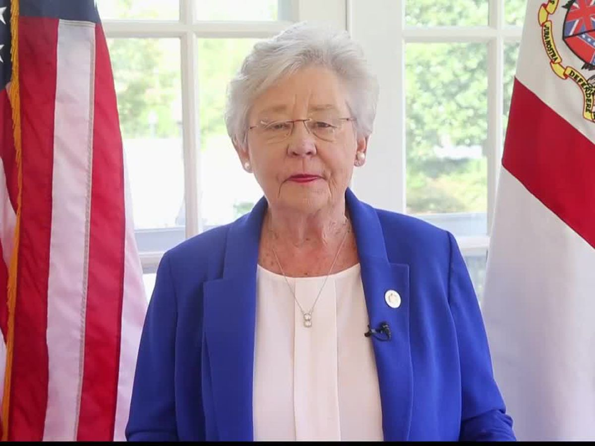 Governor Ivey completes radiation treatment