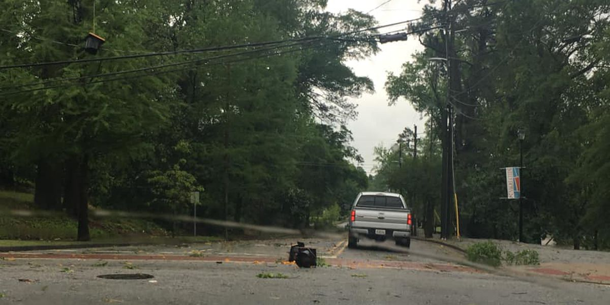 NWS confirms EF-0 tornado passed through Muscogee and Harris counties