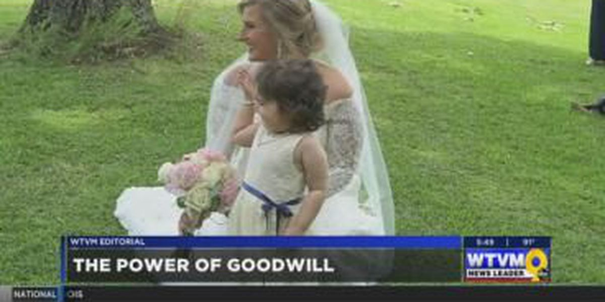WTVM Editorial: The Power of Goodwill