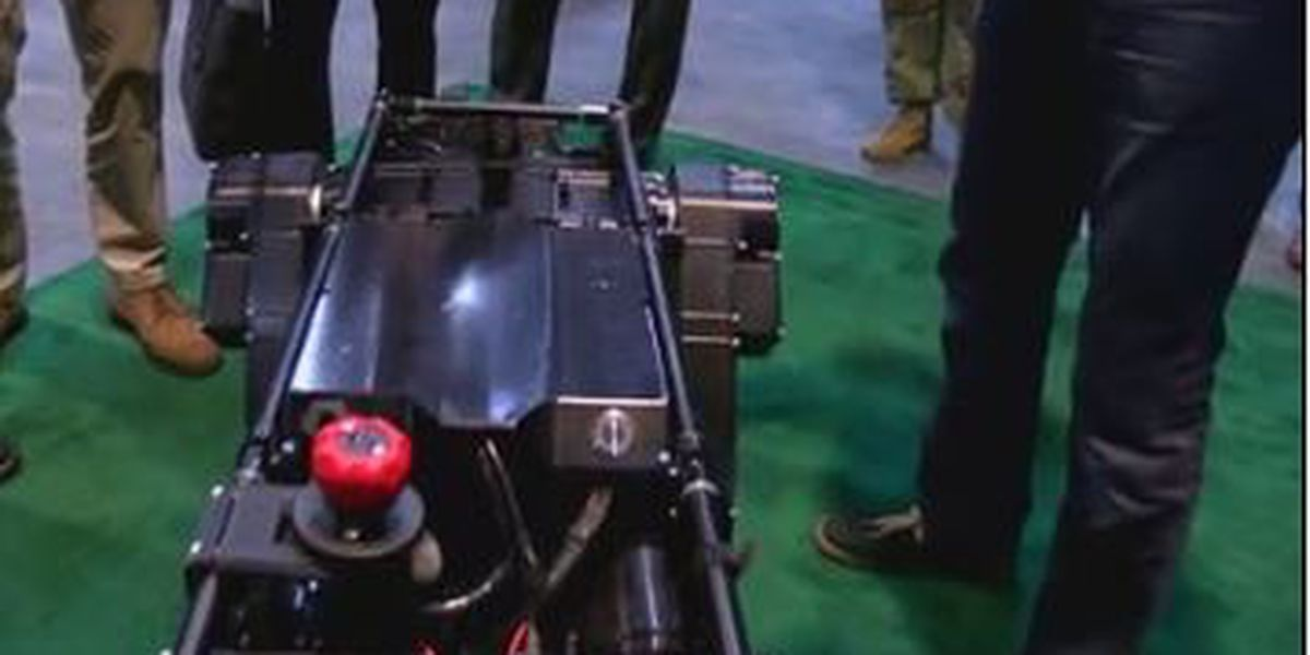 Robotics capabilities conference held at Columbus Convention and Trade Center