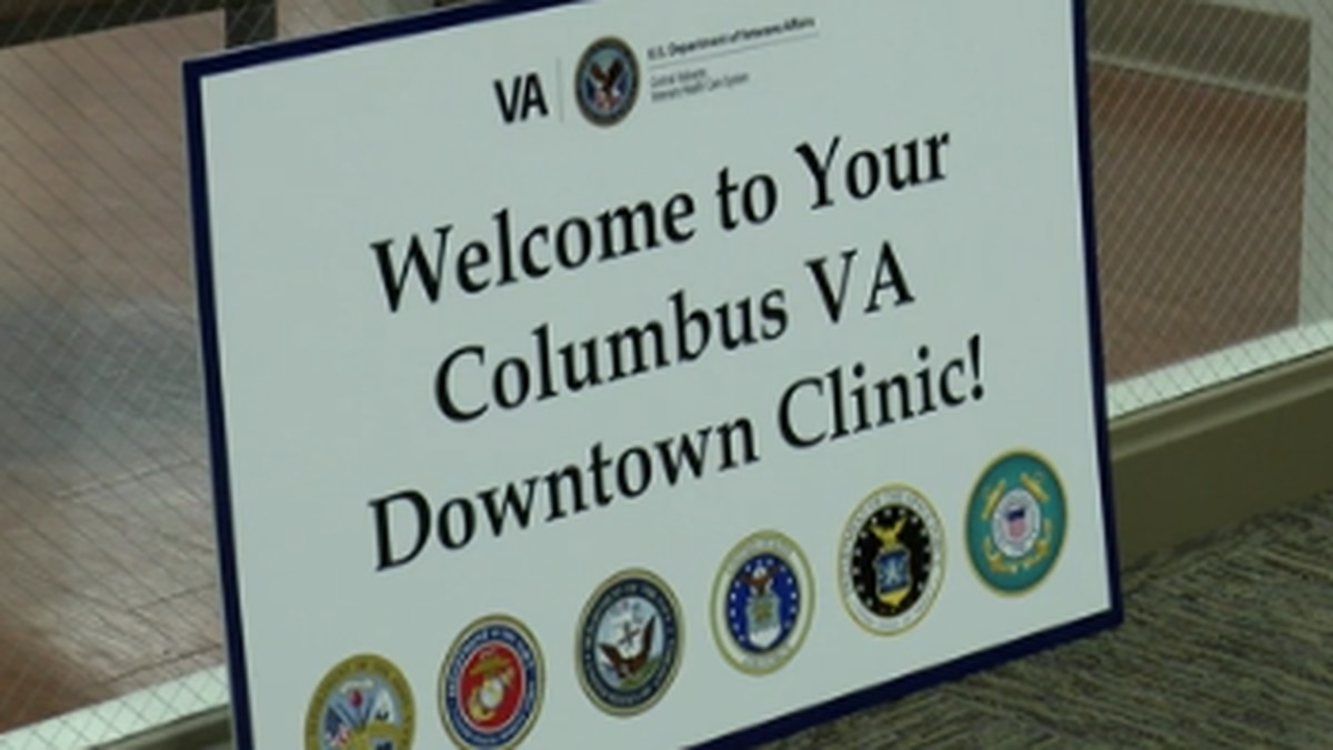 Downtown Columbus VA clinic holds open house; offering more services for veterans