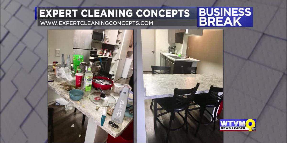 BUSINESS BREAK - EXPERT CLEANING CONCEPTS