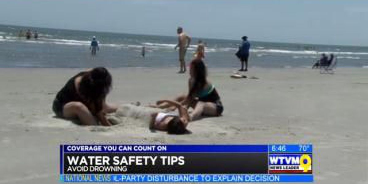 SEGMENT: Water Safety Tips