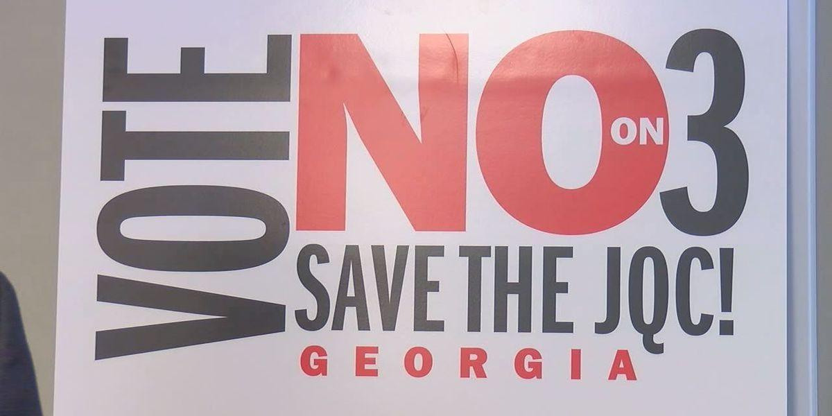 Bipartisan group unites against GA Amendment 3