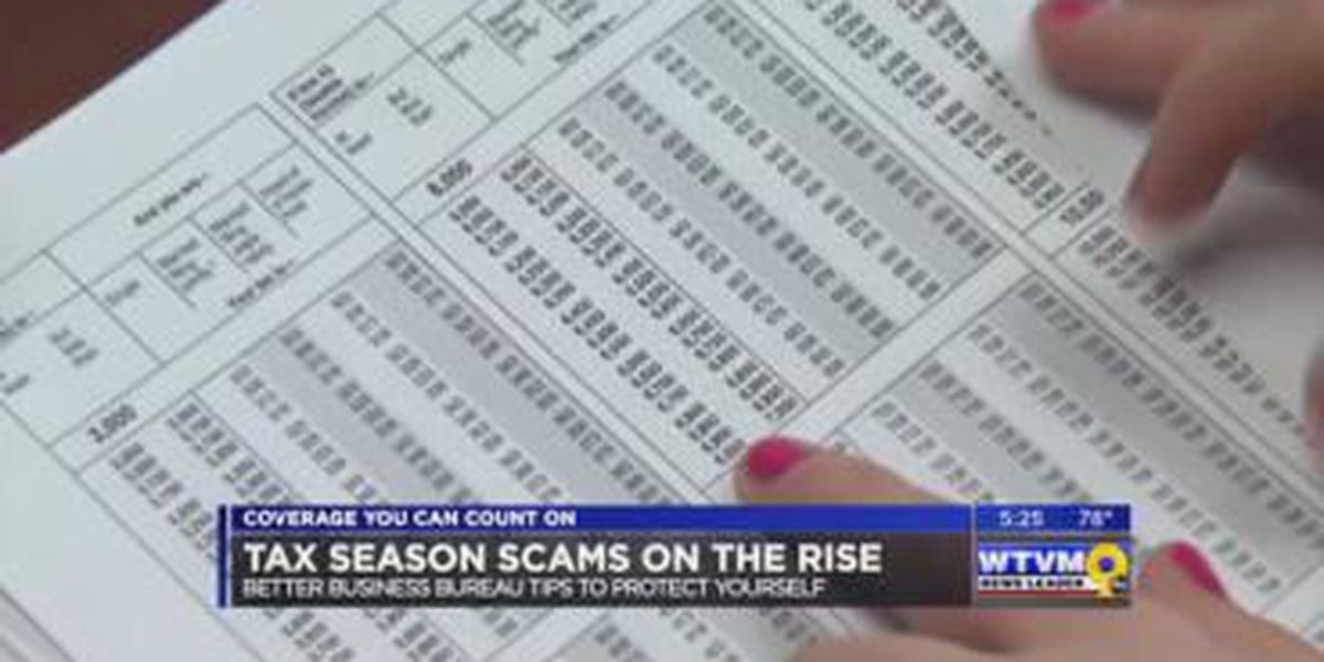 Elderly targeted for scams during tax season