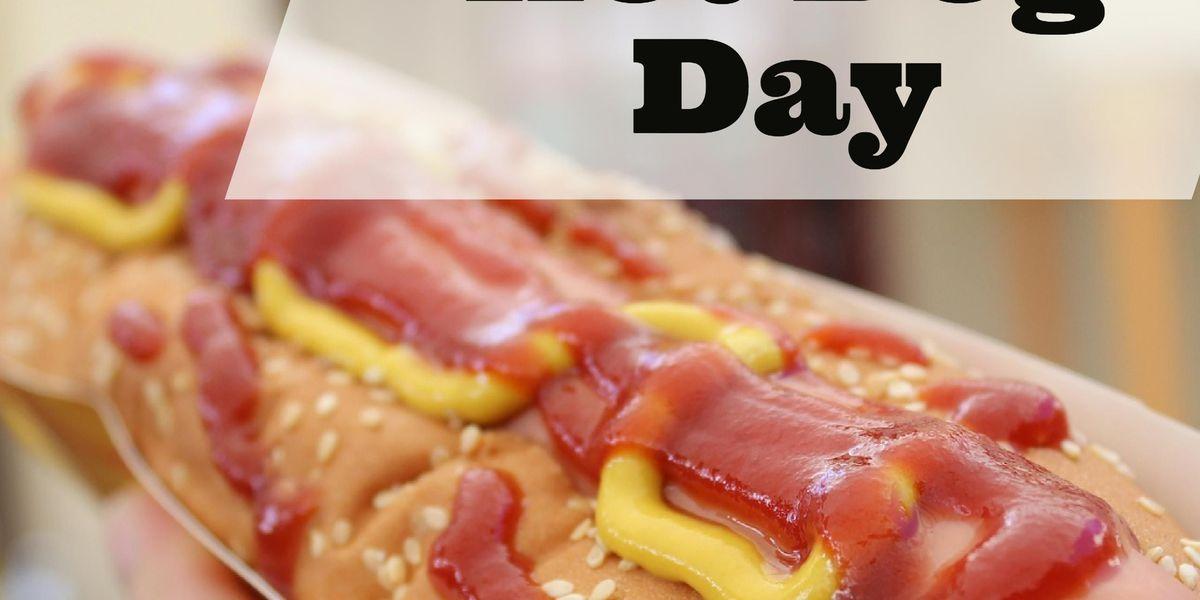Deals for National Hot Dog Day