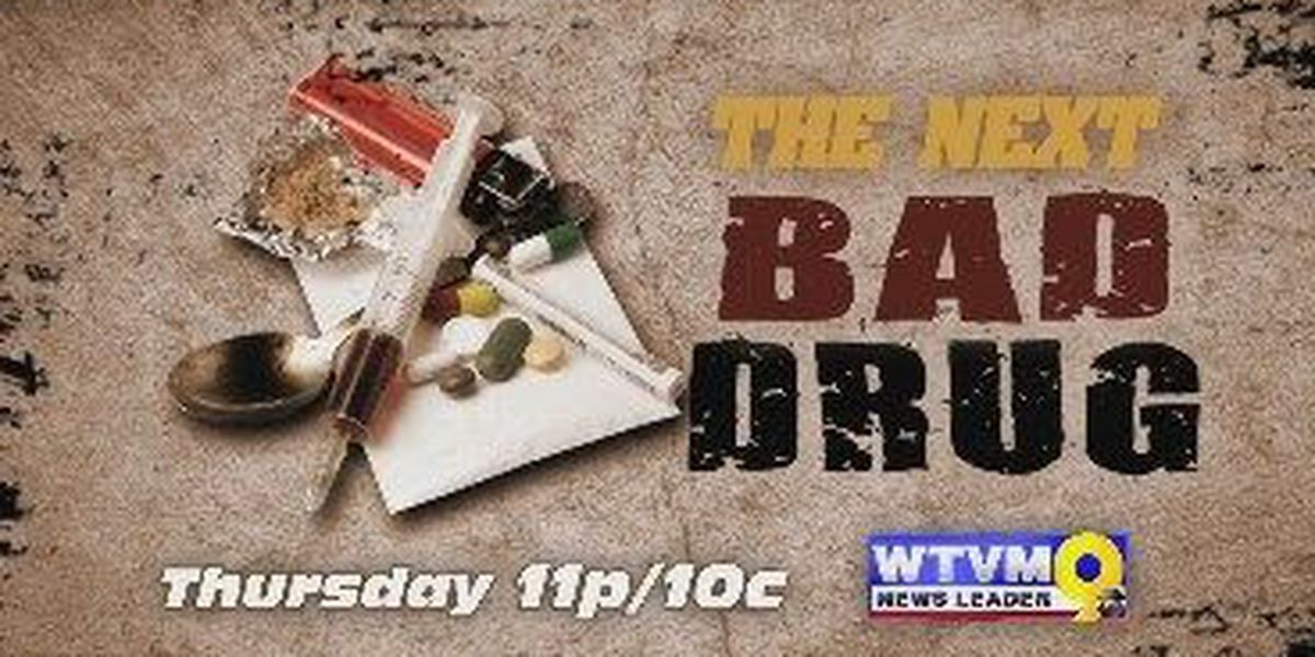 WTVM Special Report: The Next Bad Drug