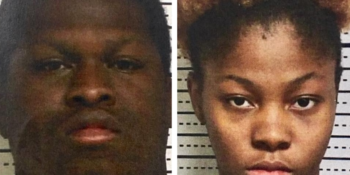 Ga. man and woman arrested in Eufaula on drug trafficking, child endangerment charges
