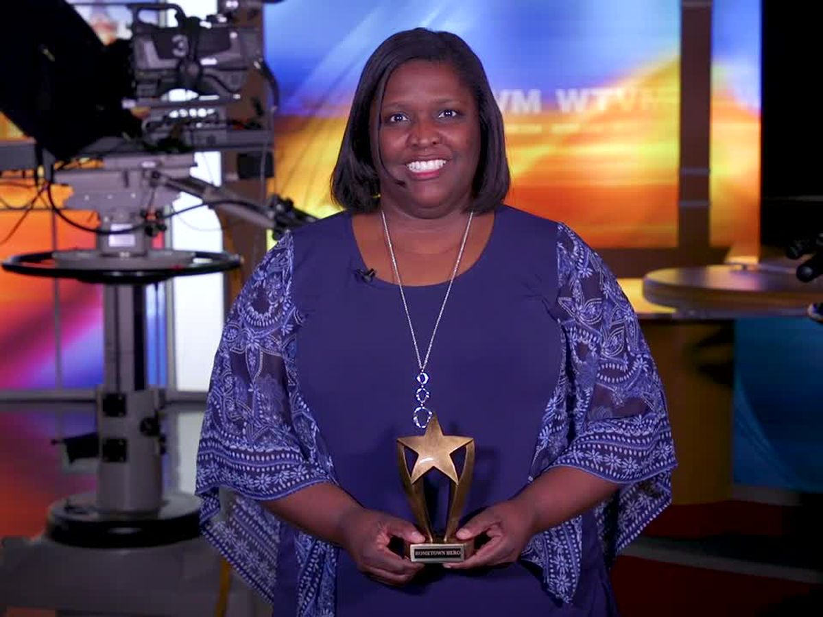 Hometown Hero - Tamika McKenzie