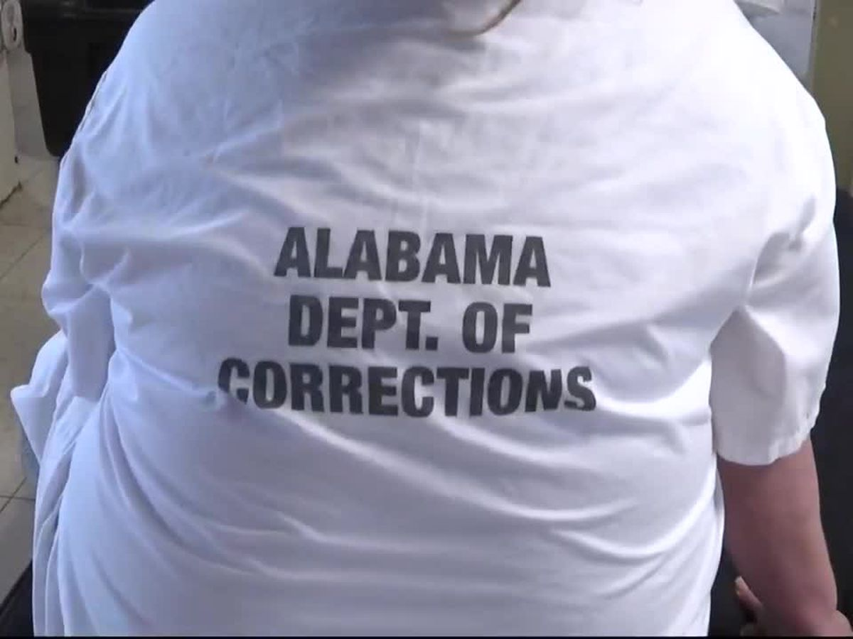 Report: Alabama prison homicide rate highest in nation