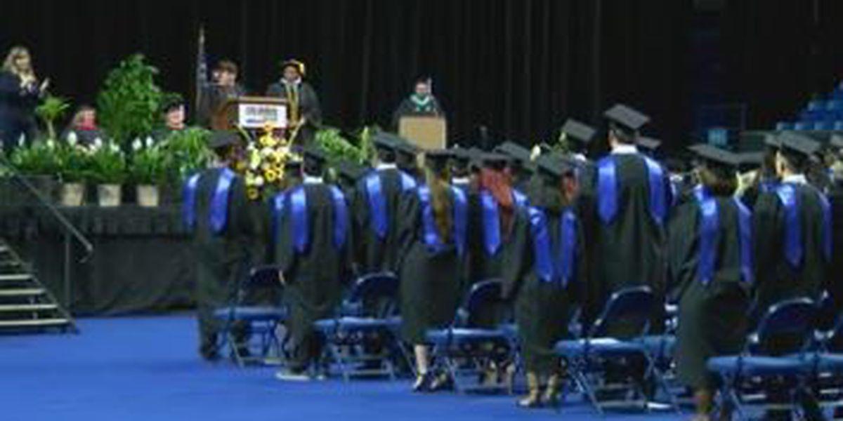 Columbus Tech celebrates 2018 spring graduates