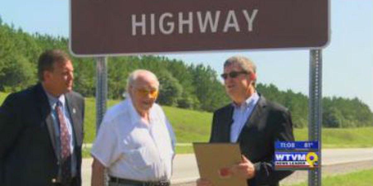 Stretch of Hwy 431 named for Phenix City veteran, businessman