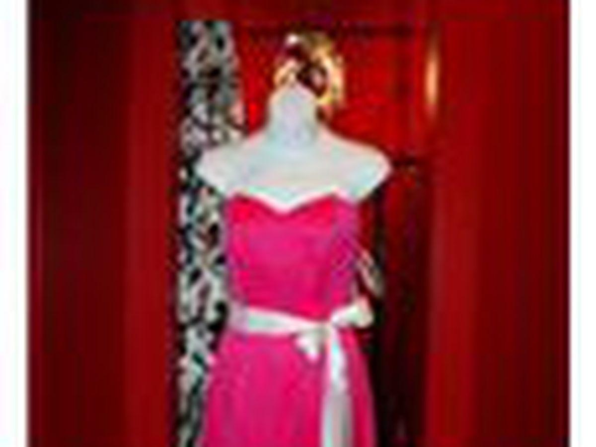 Winning Bridesmaid Dress