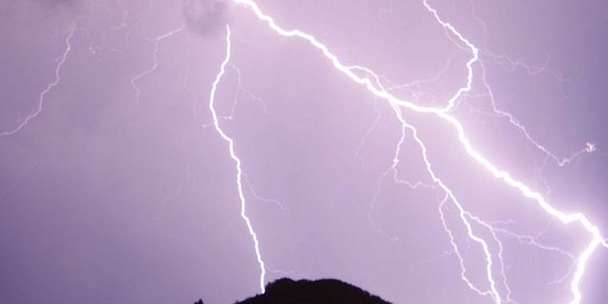 Small fire at hardwood company after lightning strikes power pole in East Alabama