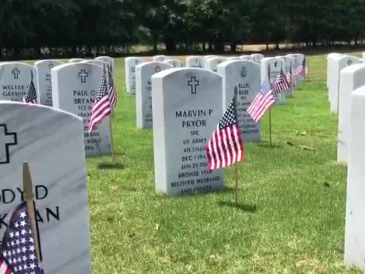 Fort Mitchell National Cemetery hosts Memorial Day Ceremony