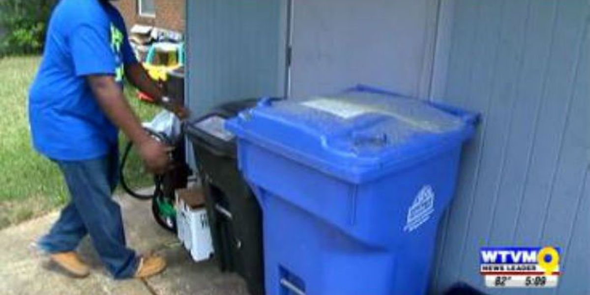 Residents not thrilled about possibly having fewer trash pickup days