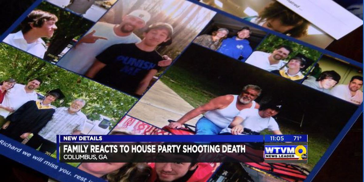 EXCLUSIVE: Family of house party victim healing from tragedy, seeking justice