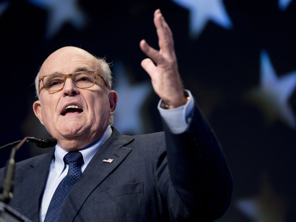 Trump lawyer Giuliani rules out Mueller interview with Trump