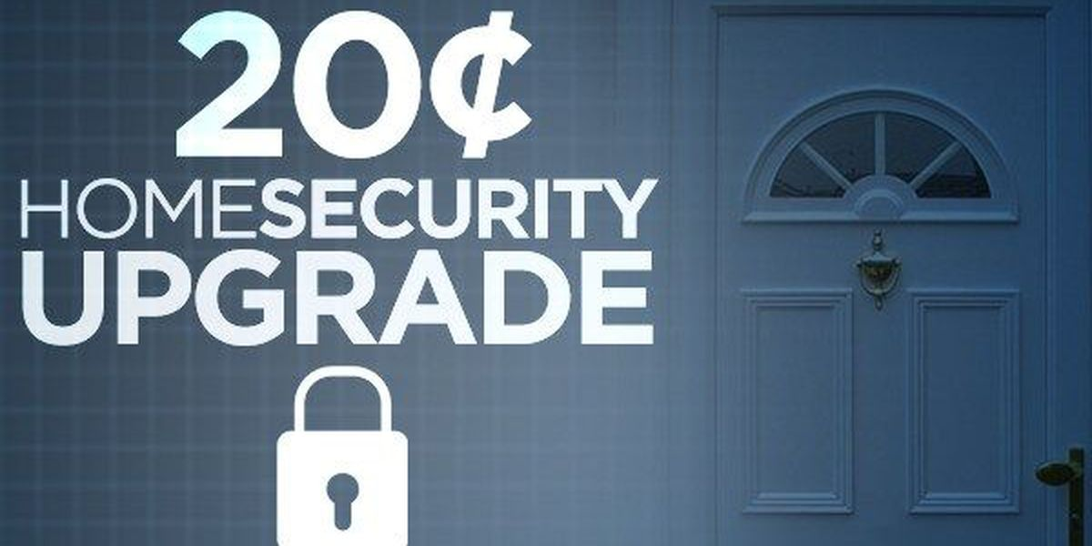 SPECIAL REPORT: The 20 cent solution to make your home safer