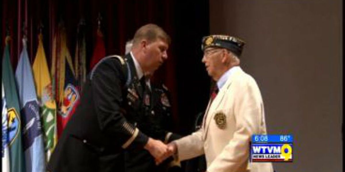 After 70 years, WWII hero finally receives Silver Star