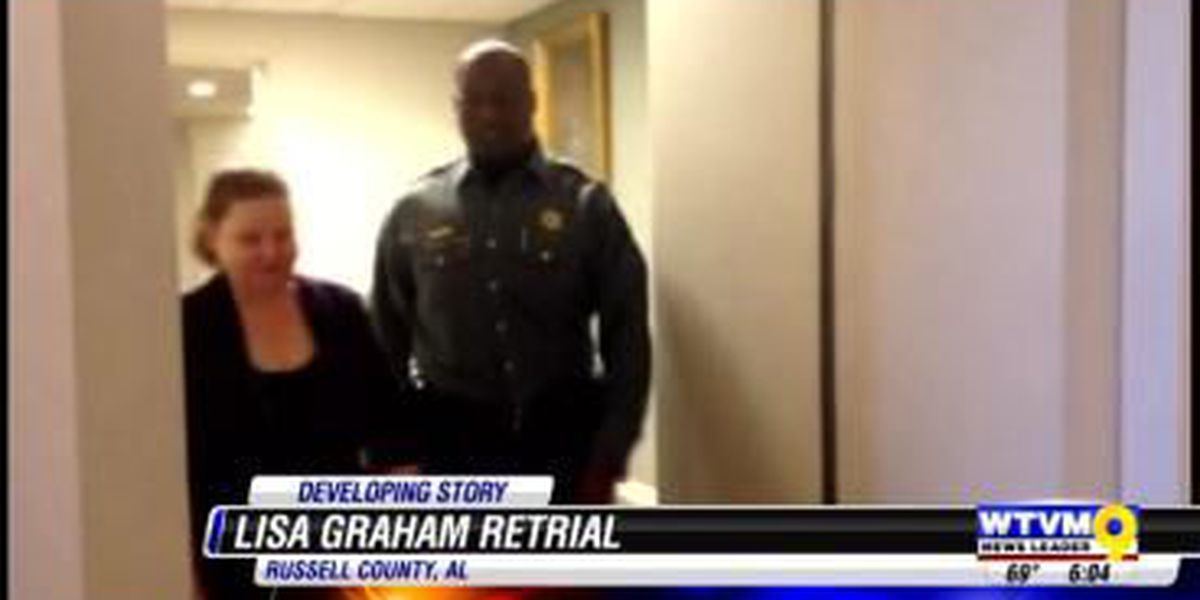 Interrogation of Lisa Graham entered in retrial on Monday