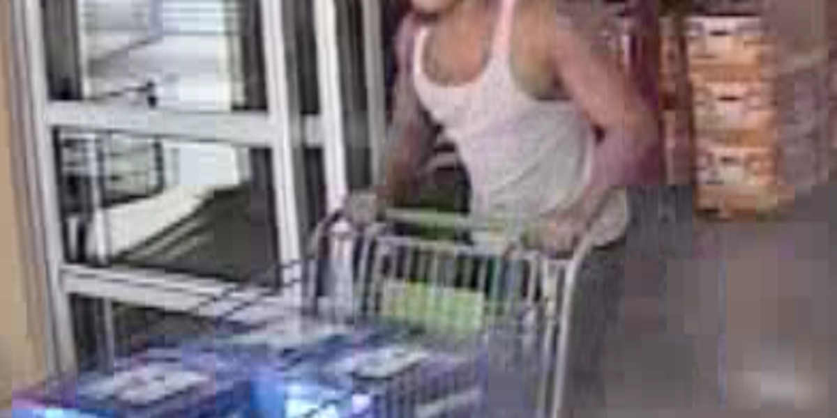 Men, 1 woman wanted for repeated Walmart theft
