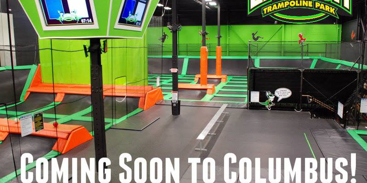 Launch Trampoline Park to open Memorial Day weekend in Columbus